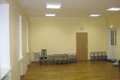 Kullatera Lasteaed Tallinn. Aula renoveerimistööd