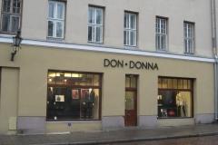 Pood Don & Donna värvimistööd